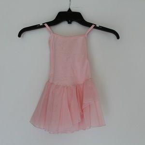 MDNMD Leotard Dance Ballet Pink AM000003